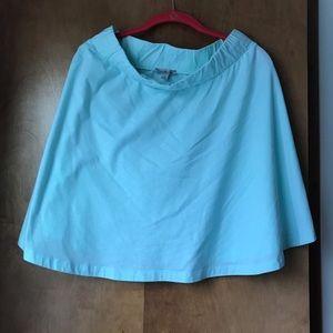 Charlotte Russe Mint Skirt